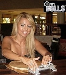 Cigar dolls are newest sexiest VIP entertainment